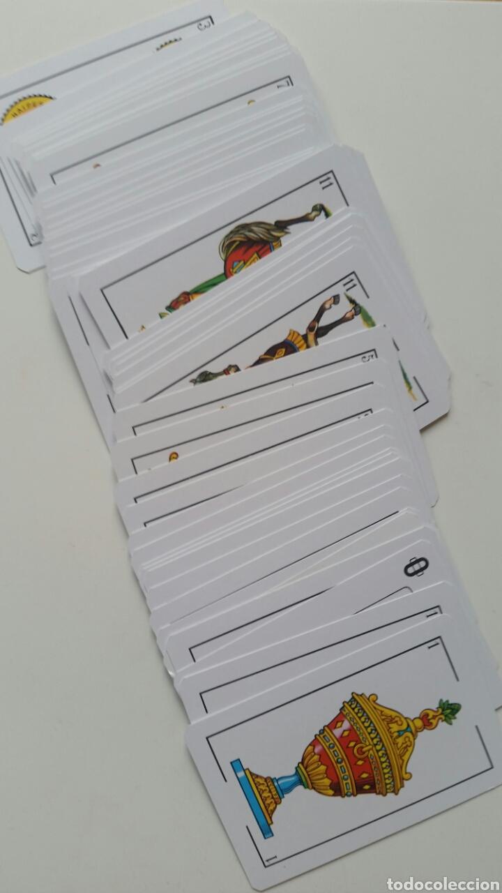 Barajas de cartas: Baraja . Naipes publicidad Abanderado . Sin uso escasa ideal colección - Foto 4 - 229040075