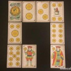 Barajas de cartas: NAIPE BARAJA EL CID SIMEÓN DURA VALENCIA. Lote 229381090