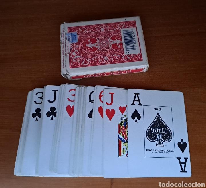 NAIPES HOYLE (Juguetes y Juegos - Cartas y Naipes - Barajas de Póker)