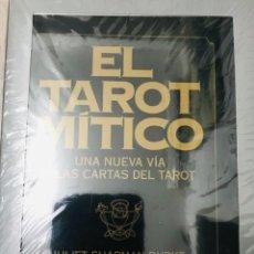 Jeux de cartes: EL TAROT MITICO. Lote 229857145