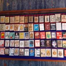 Barajas de cartas: TREMENDO Y PRECIOSO LOTE 131 BARAJAS DE CARTAS ESPAÑOLAS, PÓKER, FOURNIER, PUBLICIDAD. ENTRA Y MIRA.. Lote 230703060