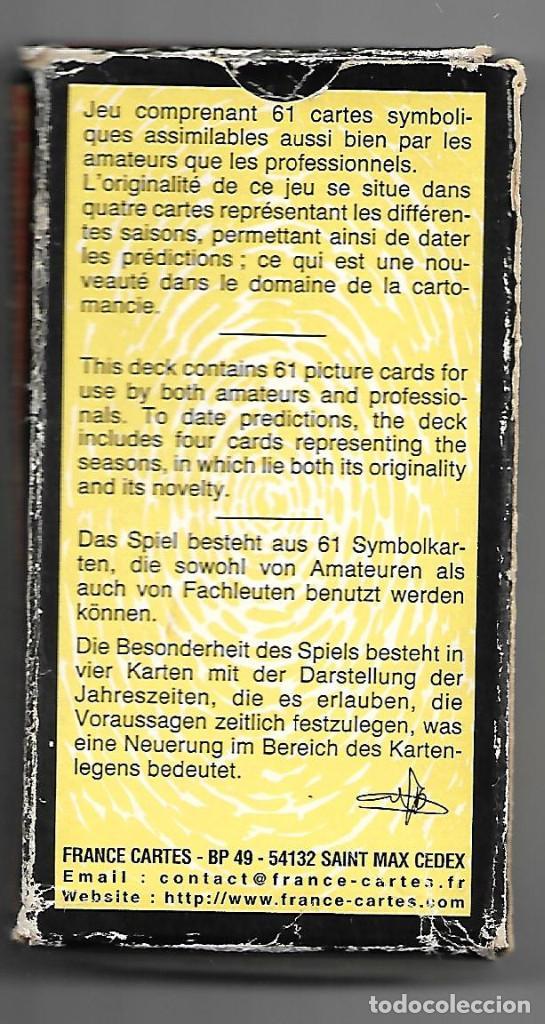 Barajas de cartas: CARTAS DE BARAJA DE TAROT 41 ORACULO CARTAS EN BUEN ESTADO - Foto 3 - 167976776