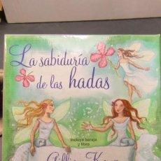 Jeux de cartes: LA SABIDURIA DE LAS HADAS-CARTAS ADIVINATORIAS. Lote 230961515