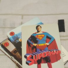 Barajas de cartas: BARAJA DE CARTAS INFANTIL SUPERMAN. Lote 231164630