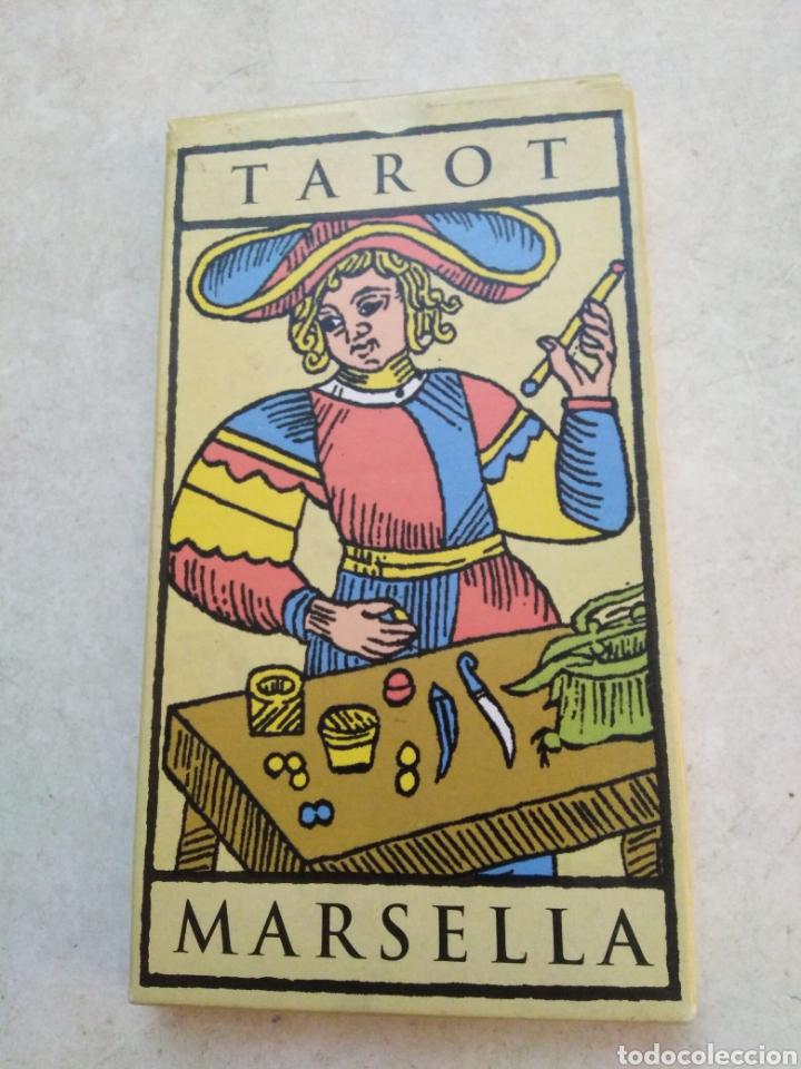 Barajas de cartas: Lote del tarot ( tarot Marsella y el tarot universal de waite ) - Foto 2 - 231754150
