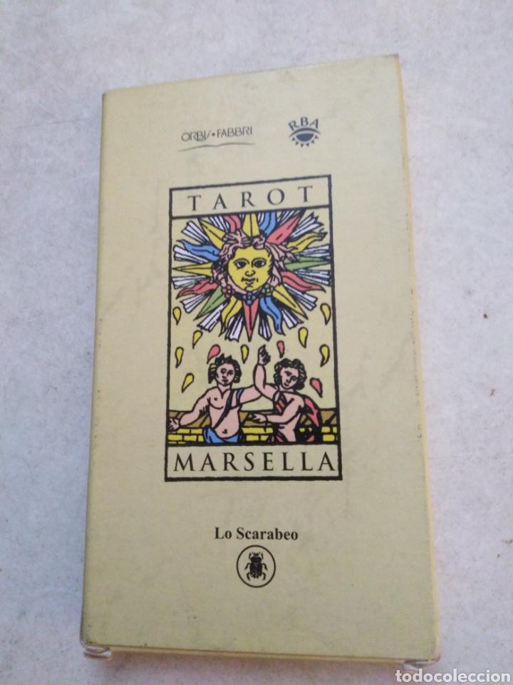 Barajas de cartas: Lote del tarot ( tarot Marsella y el tarot universal de waite ) - Foto 3 - 231754150