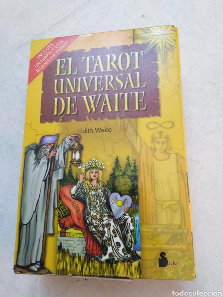 Barajas de cartas: Lote del tarot ( tarot Marsella y el tarot universal de waite ) - Foto 4 - 231754150