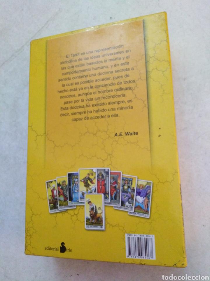 Barajas de cartas: Lote del tarot ( tarot Marsella y el tarot universal de waite ) - Foto 5 - 231754150