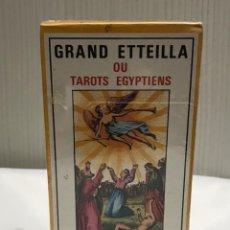 Jeux de cartes: TAROTS EGYPTIEND. Lote 231787140