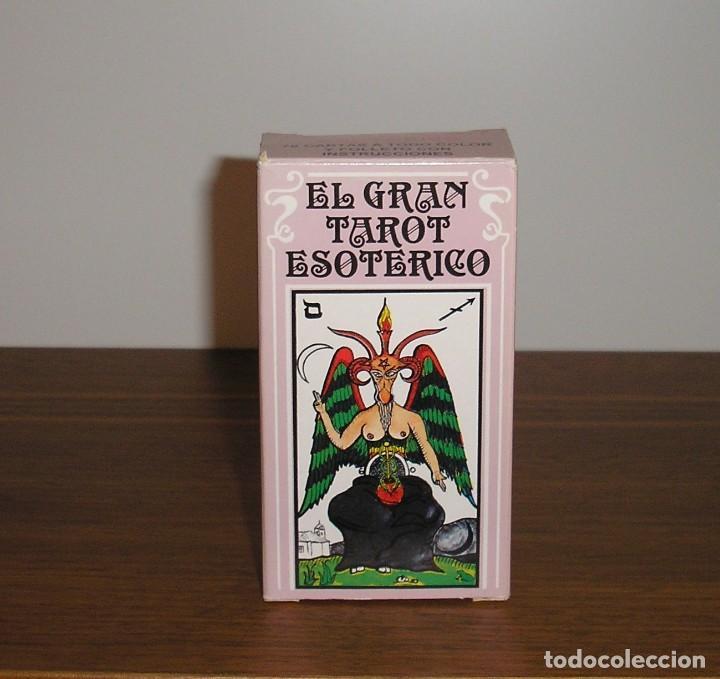HERACLIO FOURNIER EL GRAN TAROT ESOTERICO (Juguetes y Juegos - Cartas y Naipes - Barajas Tarot)