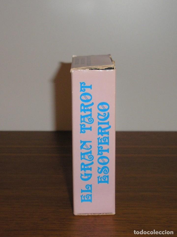 Barajas de cartas: HERACLIO FOURNIER EL GRAN TAROT ESOTERICO - Foto 3 - 231819025