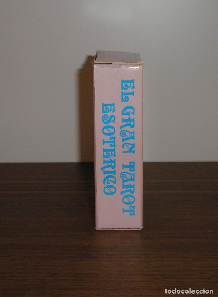 Barajas de cartas: HERACLIO FOURNIER EL GRAN TAROT ESOTERICO - Foto 4 - 231819025