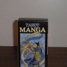 Jeux de cartes: TAROT MANGA. Lote 231820500