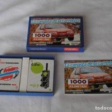 Jeux de cartes: HERACLIO FOURNIER 1000 KM CANASTA. Lote 231820645