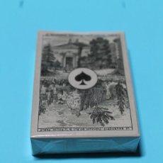 Barajas de cartas: BARAJA IMPERIAL. FRANCIA SIGLO XIX (1860).REPRODUCCION FOURNIER DE 2004. PERFECTA. ESTUCHE.. Lote 231839595