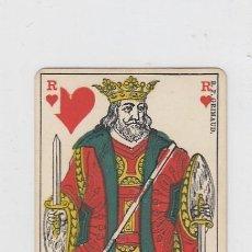 Barajas de cartas: BARAJA ANTIGUA FRANCESA 52 CARTAS - B.P. GRIMAUD - PARIS. FINALES SIGLO XIX.. Lote 232856200