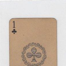 Barajas de cartas: BARAJA FRANCESA DE 28 CARTAS. TIMBRE 1.880. SIGLO XIX. GATTEAUX ?. Lote 232869080