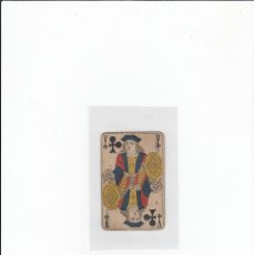 Barajas de cartas: BARAJA FRANCESA DE 32 CARTAS ( INCOMPLETA HAY 31 CARTAS, FALTA 1 DE TREBOL ). SIGLO XIX. GATTEAUX ?. Lote 232870695