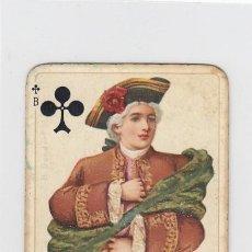 Barajas de cartas: BARAJA ALEMANA DE 52 CARTAS. B.DONDORF. FRÁNKFURT. FINALES SIGLO XIX, PRINCIPIOS DEL XX.. Lote 232873490