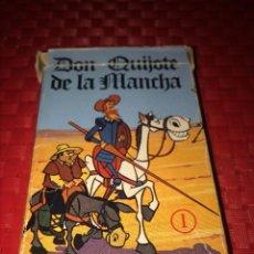 Mazzi di carte: DON QUIJOTE DE LA MANCHA - CARTAS FOURNIER - AÑO 1979. Lote 233016880