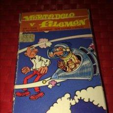 Mazzi di carte: MORTADELO Y FILEMON - CARTAS FOURNIER - AÑO 1980. Lote 233017460
