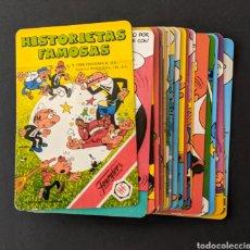 Barajas de cartas: BARAJAS CARTAS HISTORIETAS FAMOSAS DE IBÁÑEZ. HERACLIO FOURNIER 1989. Lote 233095040