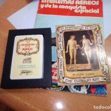 Barajas de cartas: BARAJA DESNUDOS EN EL ARTE-FOURNIER-AÑO 1989. Lote 233131070