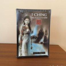 Barajas de cartas: TAROT I CHING - LUIS ROYO. Lote 233241125