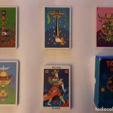 Barajas de cartas: TAROT BALBI. Lote 233762010