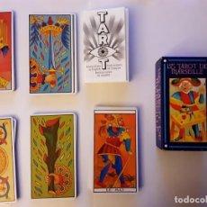 Barajas de cartas: LE TAROT DE MARSEILLE. Lote 233762550