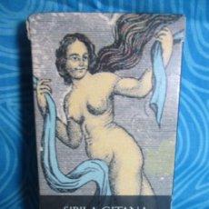 Jeux de cartes: A ESTRENAR,SIBILLA GITANA, EDICIONES ORBIS 2002. Lote 234131555