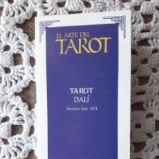 Jeux de cartes: CARTAS DEL TAROT DEL `PINTOR DALÍ. Lote 234491845