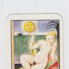 Baralhos de cartas: GUILLERMO PEREZ VILLALBA. GALERIA ESTAMPA. MADRID. 1.982. BARAJA ESPAÑOLA DE 40 CARTAS.. Lote 234841155