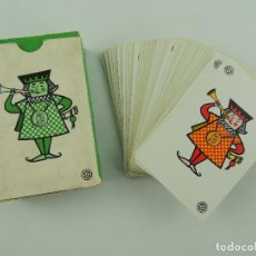 Jeux de cartes: BARAJA FOURNIER CON PUBLICIDAD TONICA FINLEY. Lote 235043395