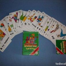 Barajas de cartas: BARAJA SAURUS GANG. Lote 235114645