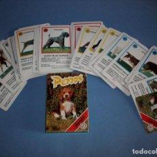Barajas de cartas: BARAJA PERROS FOURNIER. Lote 235115130