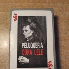 Barajas de cartas: PELUQUERIA OUKA LELE. MADRID.1.987. BARAJA PUBLICITARIA DE POKER DE 54 CARTAS.. Lote 235232420
