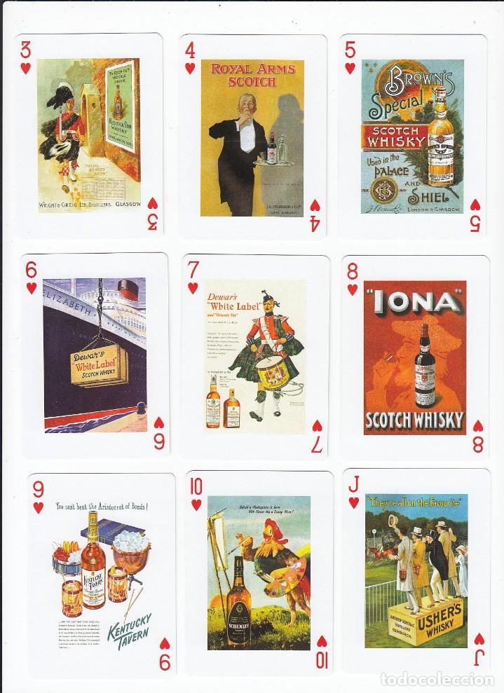 Barajas de cartas: The art of Whisky. Baraja de poker de 54 cartas. Piatnik. Made in Austria. Año 2.012 - Foto 11 - 235271500