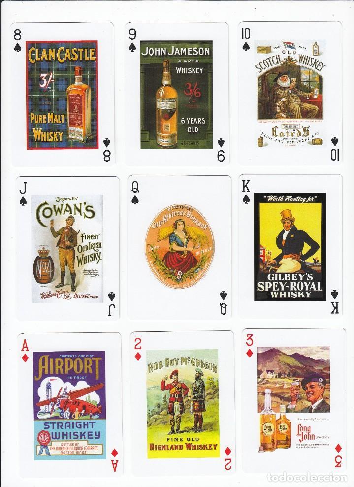 Barajas de cartas: The art of Whisky. Baraja de poker de 54 cartas. Piatnik. Made in Austria. Año 2.012 - Foto 13 - 235271500