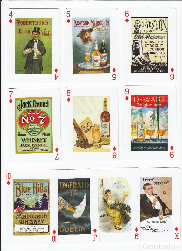 Barajas de cartas: The art of Whisky. Baraja de poker de 54 cartas. Piatnik. Made in Austria. Año 2.012 - Foto 14 - 235271500
