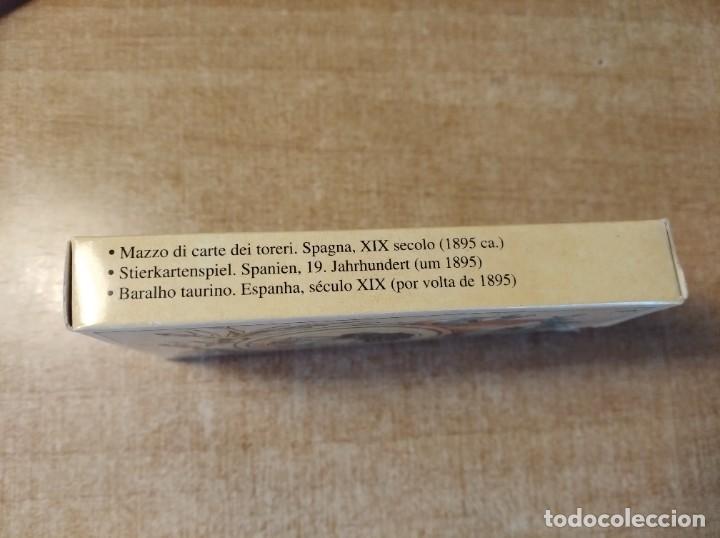 Barajas de cartas: Baraja taurina. España., siglo XIX. Facsimil del año 2.004. Museo Fournier. 40 cartas. - Foto 4 - 235277390