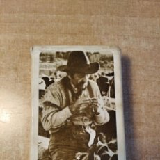 Barajas de cartas: MARLBORO. TABACO.BARAJA PUBLICITARIA DE POKER DE 54 CARTAS.WESTERN PLAYING CARDS.U.S.A. AÑOS 50S.. Lote 235286290