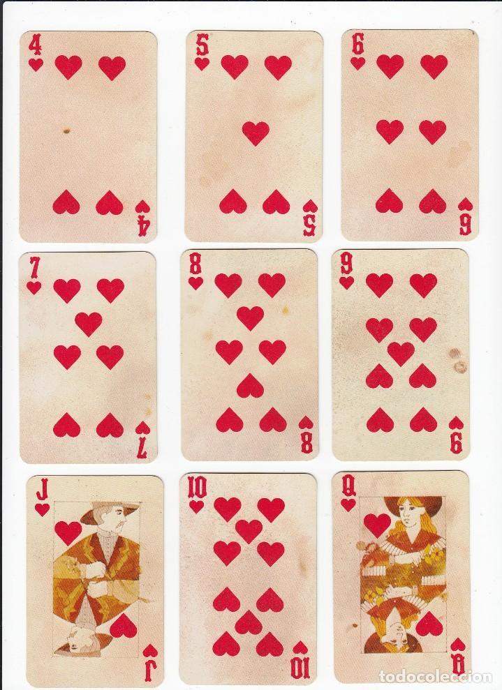 Barajas de cartas: Marlboro. Tabaco.Baraja publicitaria de poker de 54 cartas.Western Playing Cards.U.S.A. Años 50s. - Foto 10 - 235286290