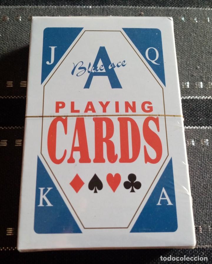 BARAJA DE NAIPES - SIN ABRIR (Juguetes y Juegos - Cartas y Naipes - Otras Barajas)