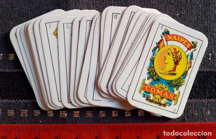 Barajas de cartas: MINI BARAJA DE NAIPES - - Foto 2 - 235302045