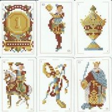Barajas de cartas: BARAJA ESPAÑOLA PIXELADA. Lote 235314380