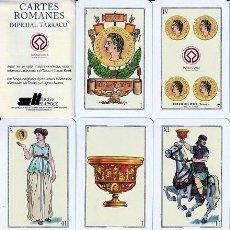 Barajas de cartas: BARAJA ESPAÑOLA CARTES ROMANES. Lote 235331415
