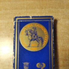 Mazzi di carte: BATALLA DE VITORIA-GASTEIZKO GUDUA. 1.813-1.988.JUEGO DE FAMILIAS.BARAJA FOURNIER DE 40 CARTAS.1.988. Lote 235362035