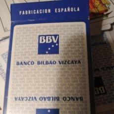 Barajas de cartas: BARAJA ESPAÑOLA FOURNIER, BANCO BBVA. Lote 235380805