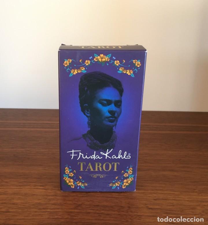 HERACLIO FOURNIER TAROT FRIDA KHALO (Juguetes y Juegos - Cartas y Naipes - Barajas Tarot)